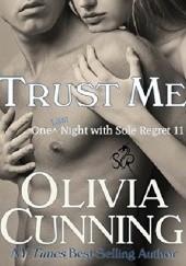 Okładka książki Trust Me Olivia Cunning