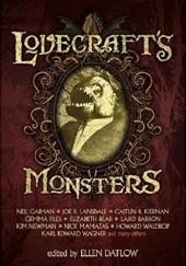 Okładka książki Lovecraft's Monsters Caitlín R. Kiernan,Neil Gaiman,Joe R. Lansdale,Elizabeth Bear