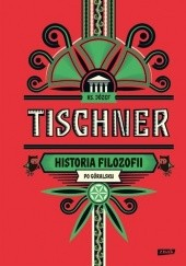 Okładka książki Historia filozofii po góralsku Józef Tischner