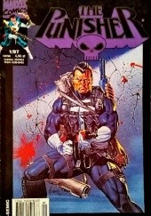 Okładka książki The Punisher 1/1997 Steven Grant, Joe Jusko, Hugh Haynes, Scott Koblish