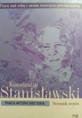 Okładka książki Praca aktora nad sobą. Praca nad sobą i swoim twórczym przeżywaniem. T. I. Konstantin Stanisławski