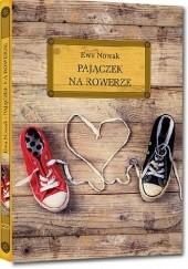 Okładka książki Pajączek na rowerze Ewa Nowak