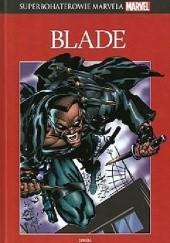 Okładka książki Blade: Oto...Blade!/ Znów nieumarły Marv Wolfman,Marc Guggenheim