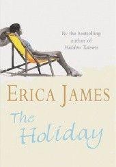 Okładka książki The Holiday Erica James