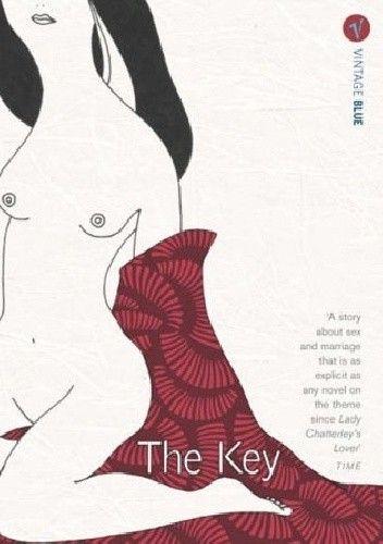 Okładka książki The Key Jun'ichirō Tanizaki