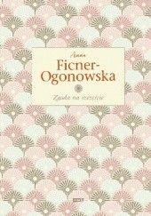 Okładka książki Zgoda na szczęście Anna Ficner-Ogonowska
