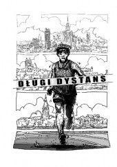 Okładka książki Długi dystans - mój punkt widzenia Radosław Lucjan Selke