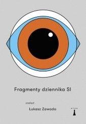 Okładka książki Fragmenty dziennika SI Łukasz Zawada
