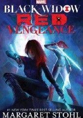 Okładka książki Black Widow: Red Vengeance Margaret Stohl