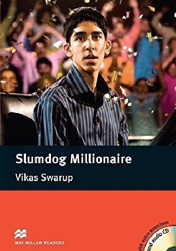 Okładka książki Macmillan Readers: Slumdog Millionaire Pack John Escott,Vikas Swarup