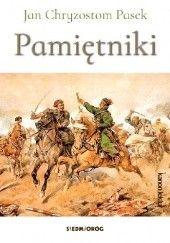 Okładka książki Pamiętniki Jan Chryzostom Pasek