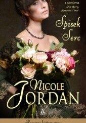 Okładka książki Spisek serc Nicole Jordan
