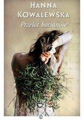 Okładka książki Przelot bocianów Hanna Kowalewska