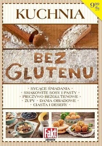 Okładka książki Kuchnia bez glutenu Wanda Bednarczuk