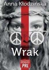 Okładka książki Wrak Anna Kłodzińska