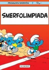 Okładka książki Smerfolimpiada Peyo
