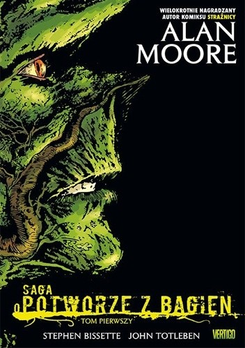 Alan Moore Potwór z bagien