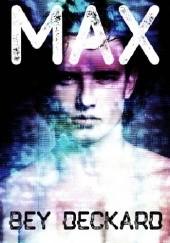 Okładka książki Max Bey Deckard