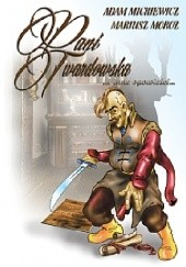 Okładka książki Pani Twardowska Adam Mickiewicz,Mariusz Moroz