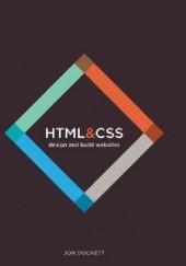 Okładka książki HTML and CSS: Design and Build Websites Jon Duckett