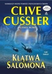 Okładka książki Klątwa Salomona Clive Cussler,Russell Blake