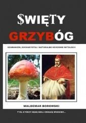 Okładka książki Święty Grzybóg Waldemar Borowski