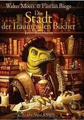 Okładka książki Die Stadt der Träumenden Bücher (Comic) Buchhaim Walter Moers