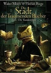 Okładka książki Die Stadt der Träumenden Bücher (Comic) - Die Katakomben Walter Moers