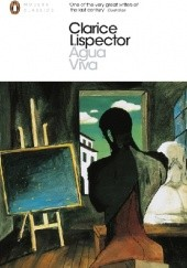 Okładka książki Agua Viva Clarice Lispector