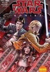 Okładka książki Star Wars Komiks 2/2018 - Cytadela Grozy Salvador Larroca,Jason Aaron,Kieron Gillen,Marco Checchetto,Andrea Broccardo
