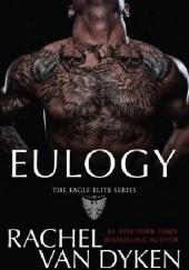 Okładka książki Eulogy Rachel Van Dyken