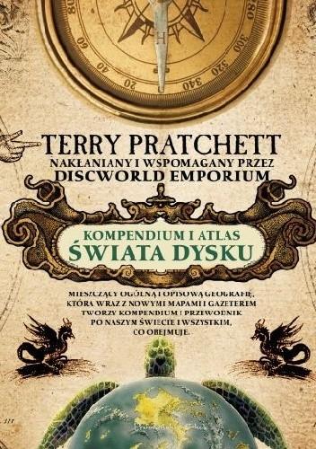 Kompendium I Atlas świata Dysku Terry Pratchett 4823375