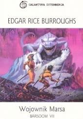 Okładka książki Wojownik Marsa Edgar Rice Burroughs