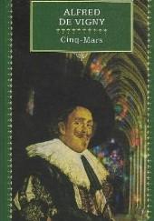 Okładka książki Cinq-Mars Alfred de Vigny