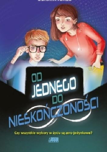 Okładka książki Od jednego do nieskończoności Donata Turlo