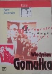 Okładka książki Władysław Gomułka