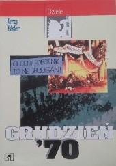 Okładka książki Grudzień '70