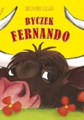 Okładka książki Byczek Fernando Munro Leaf