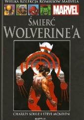 Okładka książki Śmierć Wolverinea Steve McNiven,Charles Soule