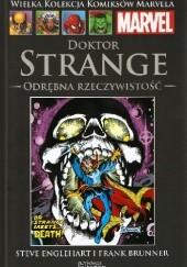 Okładka książki Doktor Strange: Odrębna rzeczywistość Stan Lee,Frank Brunner,Mike Friedrich,Steve Englehart