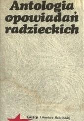 Okładka książki Antologia opowiadań radzieckich
