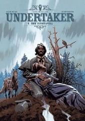Okładka książki Undertaker - 4 - Cień Hipokratesa Xavier Dorison