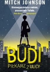 Okładka książki Budi, piłkarz z ulicy Mitch Johnson