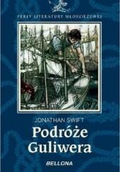 Okładka książki Podróże Guliwera Jonathan Swift