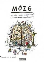 Okładka książki Mózg. To, o czym dorośli ci nie mówią Boguś Janiszewski