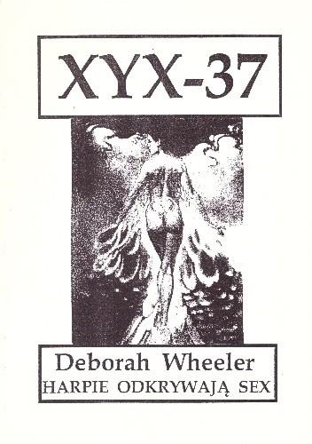 Okładka książki Harpie odkrywają sex Deborah Jean Ross