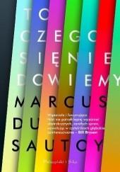 Okładka książki To, czego się nie dowiemy. Badanie granic nauki Marcus du Sautoy
