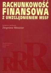 Okładka książki Rachunkowość finansowa z uwzględnieniem MSSF