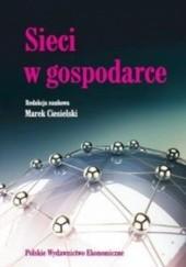 Okładka książki Sieci w gospodarce