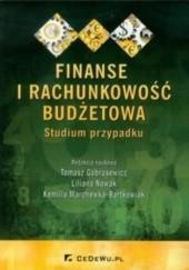Okładka książki Finanse i rachunkowość budżetowa